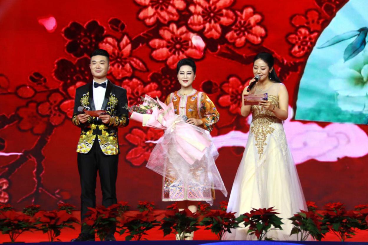 庆党百年《梅香中华·龙马升腾-杜春梅独唱音乐会》成功举办
