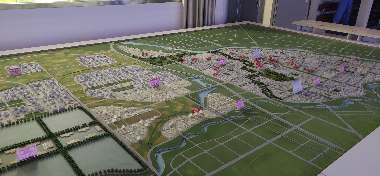 全域推进海绵城市建设——沣西新城建设成效与经验实践调研